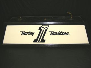 Harley Davidson Pool Table Light