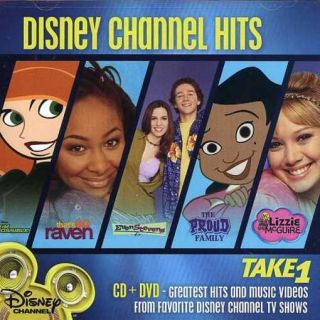 Disney Channel Hits Vol 1 Take 1 CD New 050086123070