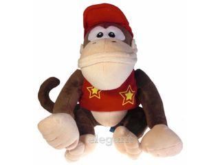 Nintendo Super Mario Brothers Donkey Kong Baby 11 Plush Doll