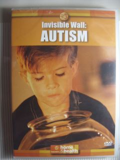 Discovery Channel Invisible Wall Autism DVD New SEALED