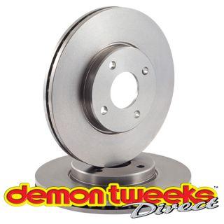 EBC Replacement Rear Brake Discs for Mitsubishi Lancer EVO 8 2005 2 0