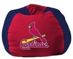 Saint Louis Cardinals Bean Bag MLB Baseball Furniture Dorm Chair