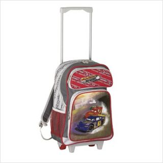 Disney by Heys Burning Up The Track 17 Rolling Backpack ST3011 RBP