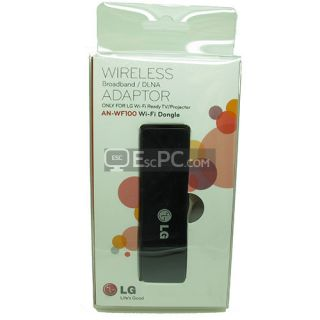 Wireless WiFi USB Adapter Dongle 802 11n LED LCD Plasma TV