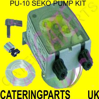 Seko PG3 Chemical Dosing Pump Kit Dishwasher Detergent