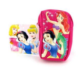 disney princess cell phone or ipod case fucshia