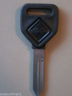 International Truck Key Blank Original Logo Key Double Sided