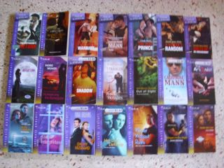 Lot 78 Intimate Moment Romance Books Free Shipping No Doubles
