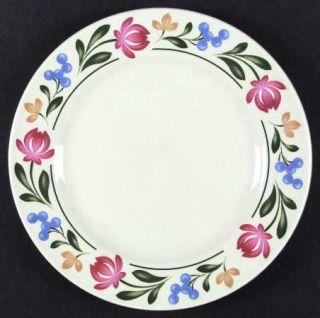 Farberware Stoneware Dorchester 12 Chop Plate White