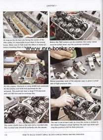 Build Chevy Small Block Circle Track Race Engines 327 350 400