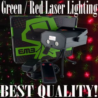 Red Laser Light Lamp Stage Lighting DJ Party Fast SHIP from USA