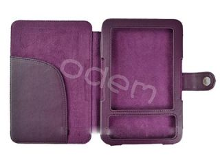 Leather Protective Case for  Kindle 3 3G WiFi Reading w LED