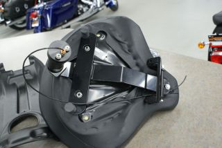Harley Davidson Police Air Ride System 09   12 Touring Models