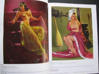 Illustration Art Auction Catalog Pin UPS Leyendecker Red Cross