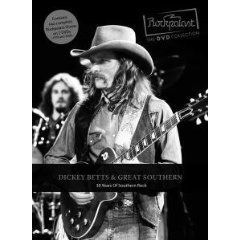 Dickey Betts Live Live DVD Germany 1978 Allman Brothers 693723902173