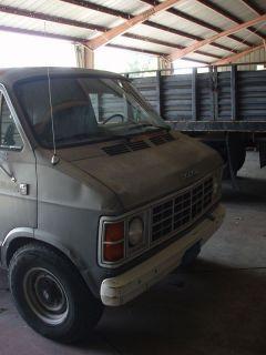 1983 Dodge RAM 350 Van V8 Automatic Gasoline