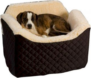 Snoozer Pet Lookout I Dog Auto Car Safety Booster Seats