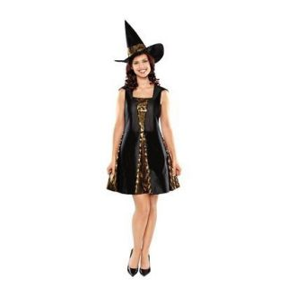 Costume Dress Up Halloween Party Future Witch Womens Costume Size L 10