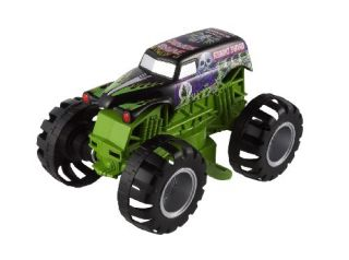 NEW Hot Wheels Monster Jam Grave Digger Truck