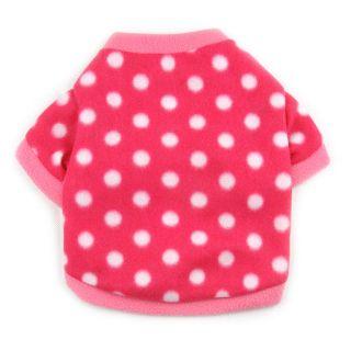 New Cute Dog T Shirt Hoodie Warm Dog Clothes Dog Apparel Pet Supplies