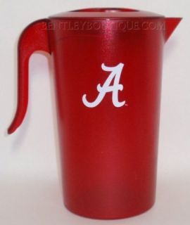Alabama Crimson Tides College Pitcher Bentley Drinkware