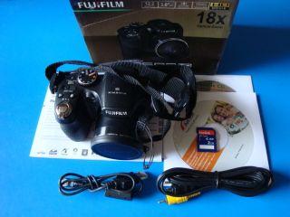 FUJIFILM FINEPIX S2500HD 12 0MP 18X OPTICAL ZOOM DIGITAL CAMERA