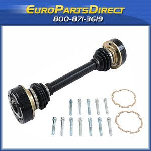 VW Volkswagen Beetle Ghia Rear Driveshaft CV Axle Shaft 40754051 Rear