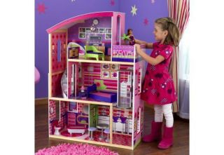 KidKraft Wooden Dollhouse Modern Dream Doll House 65256