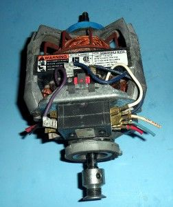 Dryer Motor Whirlpool Kenmore Appliance Part 339672 S58ZZSKJ 633