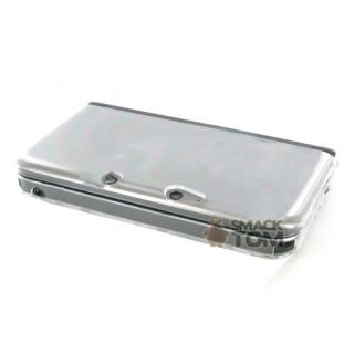Crystal Clear Hard Protective Guard Skin Shell Cover Case for Nintendo