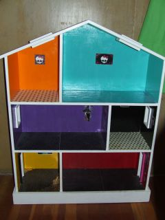 doll house custum doll house barbie doll house ooak HUGE doll house