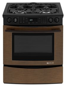 Jenn Air 30 Slide In Dual Fuel Range Stove Oven with Convection