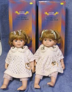 Ashley Belle Porcelain Collectible Dolls Healthy Cathy in Box with