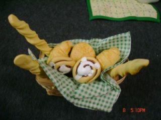Pillsbury Dough Boy Picnic Surprise Doll Danbury Mint
