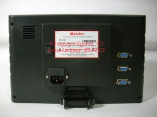 Meister BOLTS3 3 Axis Mill DRO Digital Readout Scales