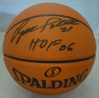 Dominique Wilkins Autographed Signed Official NBA Basketball Atlanta