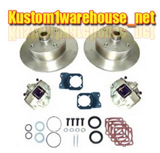 rear Disc Brake Conversion Kit w O E Brake For vw Volkswagen Bug