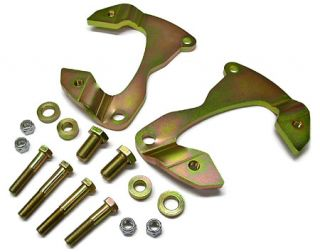 55 56 57 CHEVY FULL SIZE CAR DISC BRAKE CONVERSION KIT, SM GM CALIPER