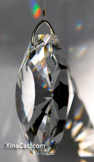 Swarovski 6208 28 Austrian Crystal Prism Discontinued