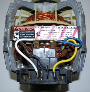 Frigidaire Dryer Motor 131461800 30 Day Warranty