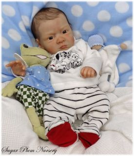 Liam Donnelly Brand New Reborn Doll Kit Now Available Phil Donnelly