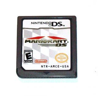 Mario Kart DS Game Nintendo DS