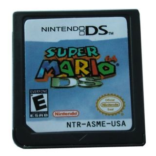 Super Mario 64 DS Game Nintendo DS DSI DS Lite 3DS Game Only