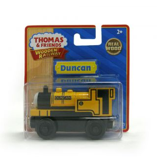 Duncan Wooden Thomas Tank Engine New in Box