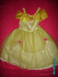 Disney Princess Dress Belle in Clothing,