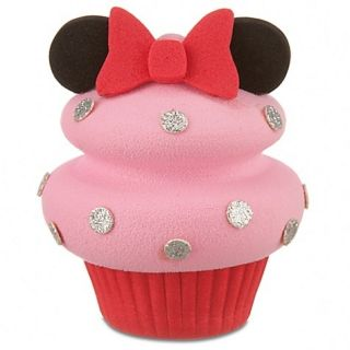 NEW Disney World Minnie Mouse Cupcake Car Antenna Topper Red Bow