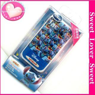 Disney Hard Cover Case Apple iPhone 3G 3GS A1604 Stitch