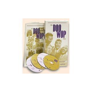 rhino s doo wop box 4 cd set 101 songs 1948 1965