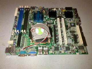 LGA775 Socket Intel Motherboard Core 2 Duo Pentium Dual Core Mobo