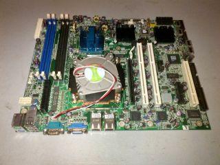 LGA775 Socket Intel Motherboard Core 2 Duo Pentium Dual Core Mobo